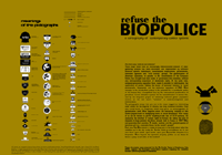 Refuse the Biopolice